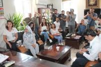 TÜRK DÜNYASI - 11 Farklı Ülkeden 60 Yabancı Gazeteci Tosya İlçesini Ziyaret Etti