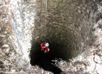 YAVRU KEDİ - 12 Metrelik Kuyuya Düşen Kediyi AKUT Kurtardı