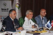TÜRK DÜNYASI - 7 Ülkeden TDBB Yönetimi Düzce'de Buluştu