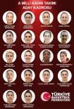 DİYETİSYEN - A Milli Kadın Basketbol Takımı'nın Aday Kadrosu Açıklandı