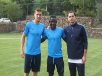İMAM GAZALİ - Adana Demirspor'un Yeni Oyuncuları Kampa Dahil Oldu