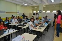 ALSANCAK - AEÜ'sinde Sınıf Öğretmenlerine 'Eğitsel Robotik Uygulamaları' Eğitimi Verildi