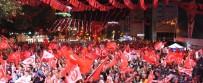 DEMOKRASİ NÖBETİ - AK Parti İl Başkanı Salman,Dan Bursalılara Teşekkür