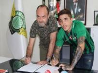 KULÜP BAŞKANI - Akhisar Belediyespor, Josue Filipe İle 2 Yıllık Sözleşme İmzaladı