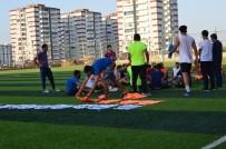 AMED - Amed Sportif Faaliyetler'de Seçmeler Tamamlandı