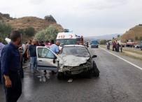 ÇEŞTEPE - Ankara'da Feci Kaza Açıklaması 3 Ölü, 6 Yaralı
