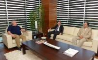 MUSTAFA ÜNAL - ATSO Başkanı Çetin Açıklaması 'Turizm Şoförleri Üniversiteli Olsun'
