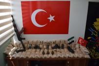 CEP TELEFONU - Azez'de 2 Milyon Adet Uyuşturucu Hap Ele Geçirildi