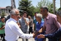 EKMEK FIRINI - Başkan Barakazi, 'Vatandaşımızdan Aldığımız Güç Ve Destekle Çalışmalarımıza Devam Edeceğiz'