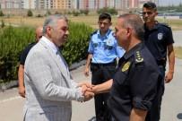 EĞİTİM MERKEZİ - Başkan Çelik Polis Adayları İle Bir Araya Geldi