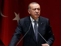 KARİKATÜR - Başkan Erdoğan'dan Kılıçdaroğlu ve 72 CHP'li milletvekili hakkında suç duyurusu