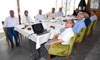 HASAN ANGı - Başkanlar Selçuklu'da Toplandı