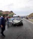 ÇEŞTEPE - Başkent'te Feci Kaza Açıklaması 3 Ölü, 6 Yaralı