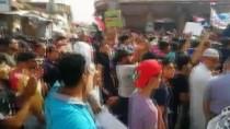 IRAK - Basra'da Olaysız Gösteri