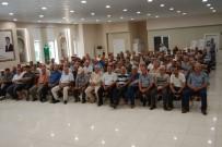 DOĞALGAZ - Bayramiç'te İmar Barışı Toplantısı