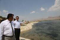 KANALİZASYON - Bejingir Su Kaynağı Çevresinde Düzenleme
