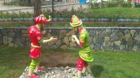 VUSLAT - Beyşehir'e Türk Büyüğü, Halk Ve Masal Kahramanları Parkı