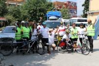 BULGARISTAN - Bisikletle Gidecekleri 10 Ülkede 'Sessiz Çığlık' Atacaklar