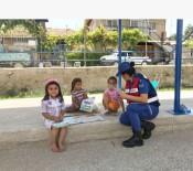 Burdur'da 'Çocuklarımız Güvende-2' Uygulaması