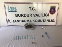 GÖKÇEBAĞ - Burdur'da Uyuşturucu Operasyonları