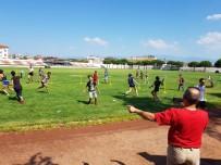 Burhaniye'de Atletizm Kursu İlgi Gördü