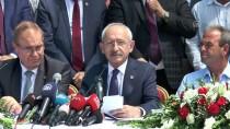TAZİYE ZİYARETİ - CHP Genel Başkanı Kılıçdaroğlu Açıklaması