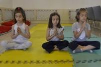 17 AĞUSTOS - Çocuklar Yoga İle Nefes Alıyor