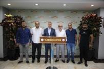 BAŞKAN ADAYI - Elazığspor'a Başkan Adayı Çıktı