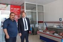 Erzincan'da Et Ve Süt Kurumunun Satış Mağazası Açıldı
