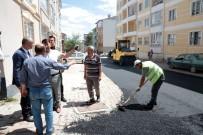 HASAN KARAMAN - Fatih Mahallesi'nin Sokakları Yenileniyor