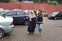 FLASH BELLEK - FETÖ Şüphelisi Kadın Adliyeye Sevk Edildi