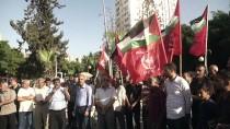 PROTESTO - Filistinliler Gazze'ye Uygulanan Yaptırımları Protesto Etti