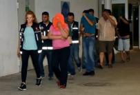 SINIR DIŞI - Fuhuş Operasyonuna 6 Tutuklama