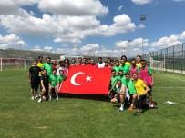 FUTBOL TAKIMI - Futbol Takımlarının Kamp Adresi Afyonkarahisar Oldu