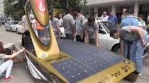 CUMHURBAŞKANLIĞI KÜLLİYESİ - Geleceğin Otomobili 'B.O.W İSTKA' Bursa'da