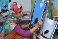 Geleceğin Ressamları Kocasinan Akademi'de Yetişiyor