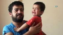 GÜNCELLEME 2 - Düdüklü Tencereye Sıkışan 2 Yaşındaki Çocuğu İtfaiye Kurtardı
