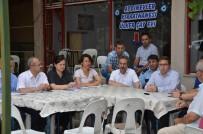Güvenlik Toplantısını Vatandaşlarla Birlikte Yaptılar
