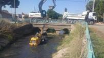 HACıRAHMANLı - Hacırahmanlı'da Taşkın Tehlikesi Ortadan Kalktı
