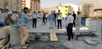 Hakkari'de 'Prestij Cadde' Yapım Çalışması