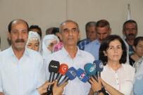 HALKLARIN DEMOKRATİK PARTİSİ - HDP'den, Terörist Cenazesine Katılan Vekillere Destek