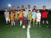 EĞİTİM MERKEZİ - Hisarcık'ta Yaz Futbol Okulu Açıldı