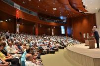 REKTÖR - HRÜ'de Kalite Bilgilendirme Toplantısı Yapıldı