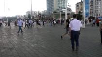 AFET KOORDINASYON MERKEZI - İstanbul'da Sağanak