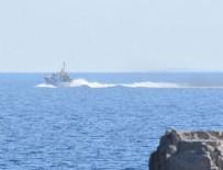 KKTC açıklarında mülteci gemisi battı: 16 ölü