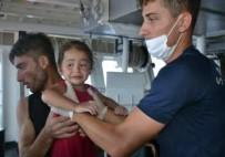 DENIZ KUVVETLERI KOMUTANLıĞı - Kıbrıs Açıklarında Mülteci Gemisi Battı Açıklaması 19 Ölü