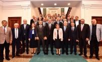 Kılıç'tan Gaziantep Milletvekilleri'ne Hayırlı Olsun Ziyareti