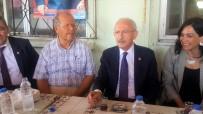 Kılıçdaroğlu'ndan 47 Yıllık Arkadaşına Sürpriz Ziyaret