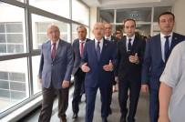 YOLCU TRENİ - Kılıçdaroğlu Tren Kazasında Yaralananları Ziyaret Etti
