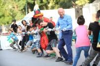 Kocasinan'lı Çocuklar, Sokak Oyunları İle Gönüllerince Eğleniyor